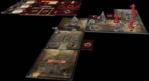 Gears of war el juego de tablero vas t listo for Gears of war juego de mesa