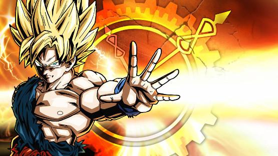 Goku parando el tráfico